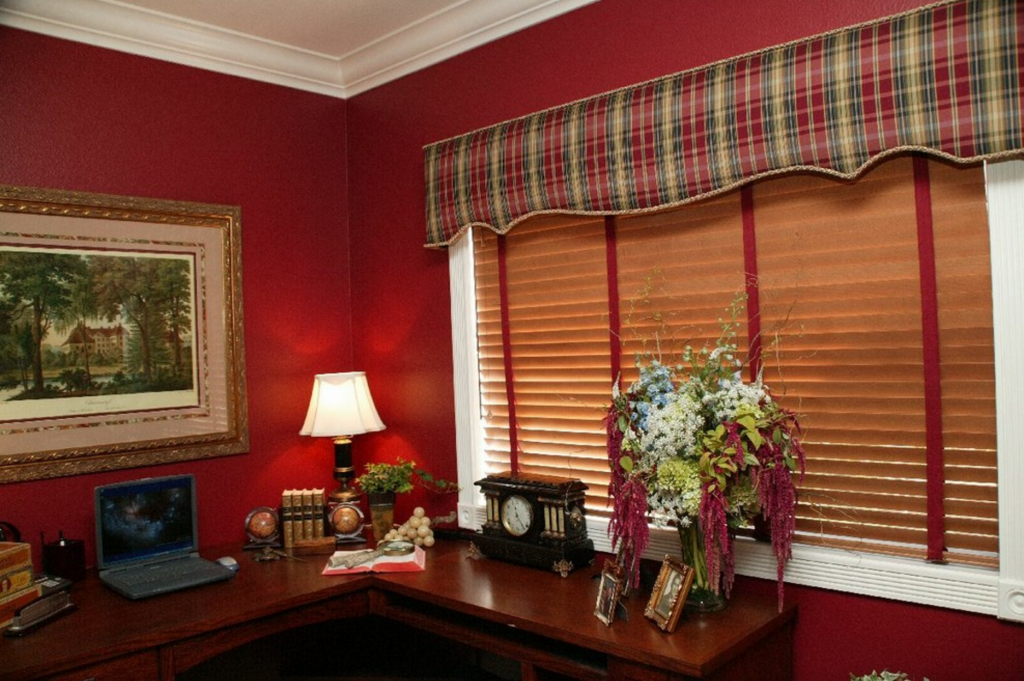 Office Window Treatments - Blinds & Valances